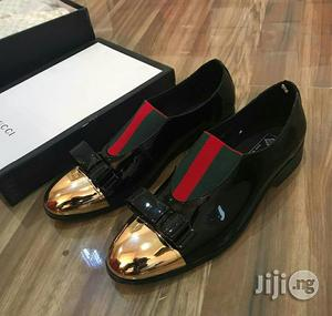 Gucci Royal Gold Toe Loafers   Shoes for sale in Lagos State, Ojo