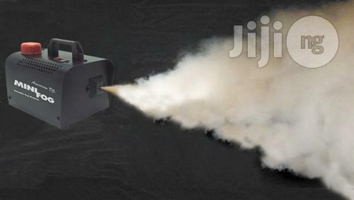 SMOKE FOG MACHINE  | Stage Lighting & Effects for sale in Port-Harcourt, Rivers State, Nigeria