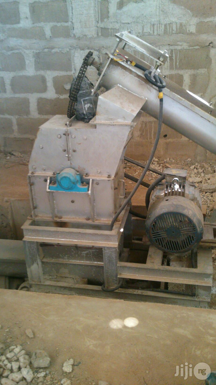 Hammer Mill Or Crusher