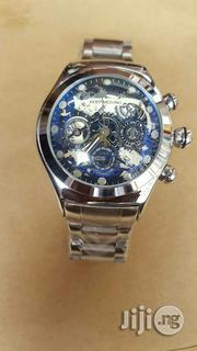 Silver Keep Moving Wrist Watch   Watches for sale in Lagos State, Surulere