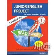 Junior English Project for Secondary Schools Students | Books & Games for sale in Lagos State, Surulere