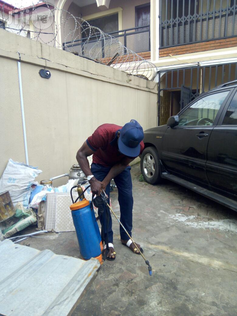 Cleaninig/Fumigation/Tiles Polishing | Cleaning Services for sale in Ojodu, Lagos State, Nigeria