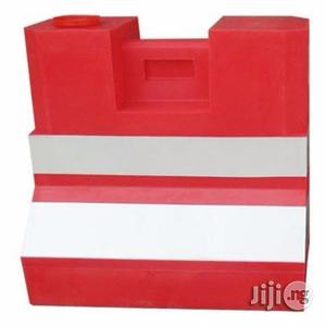 Set Of 5 Plastic Road Safety Barricade Barrier   Safetywear & Equipment for sale in Lagos State