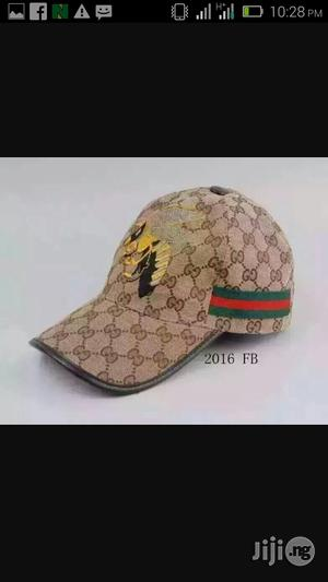 Quality Gucci Face Cap For Man   Clothing Accessories for sale in Lagos State, Lekki