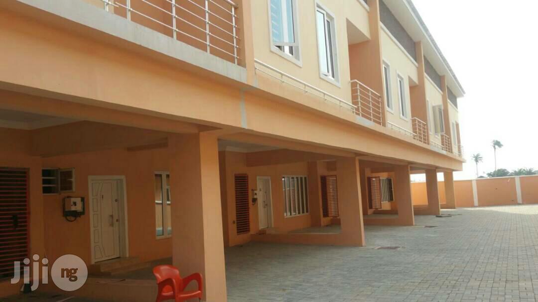 4 Bedroom Terrace Duplex for Sale 2nd Tollgate Close to Chevron LEKKI