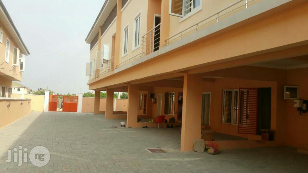 4 Bedroom Terrace Duplex for Sale 2nd Tollgate Close to Chevron LEKKI | Houses & Apartments For Sale for sale in Lekki, Lagos State, Nigeria