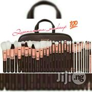 Zoeva 30pcs Proffesional Brush Set With A Make-up Leather Bag | Makeup for sale in Lagos State