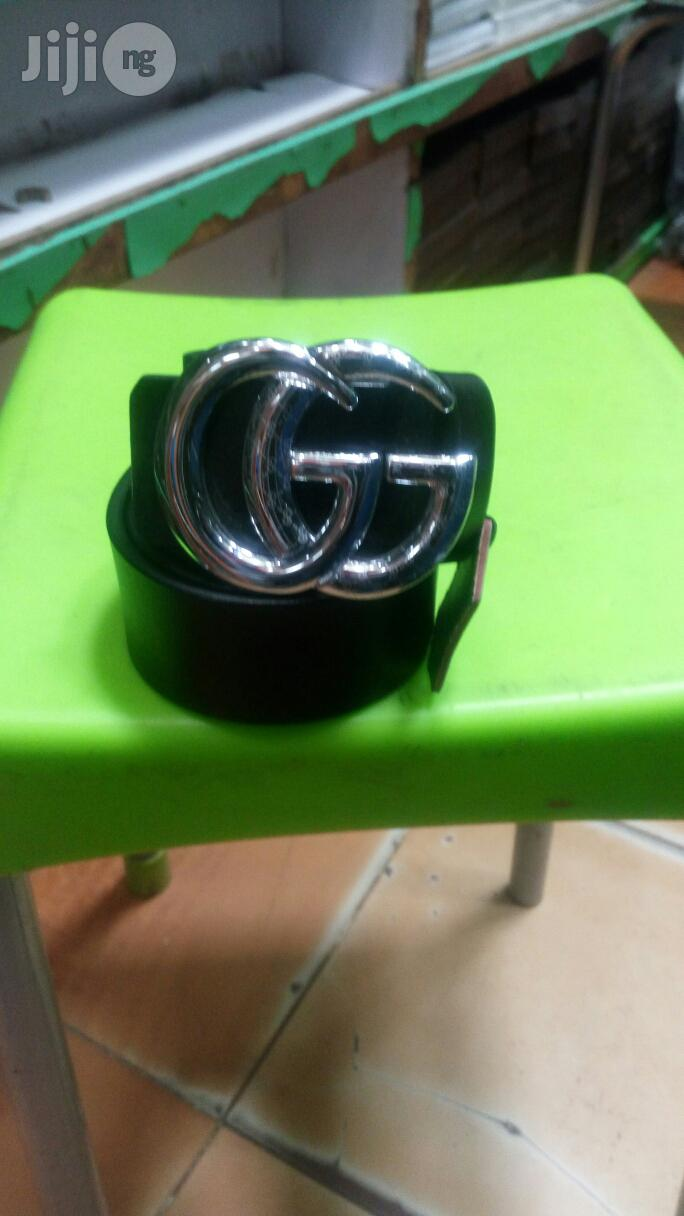 Quality Gucci Belt For Man | Clothing Accessories for sale in Ikoyi, Lagos State, Nigeria