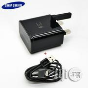 Original Samsung Galaxy S8/S8 Plus Fast Travel Charger 3.0 Type-C | Accessories for Mobile Phones & Tablets for sale in Lagos State