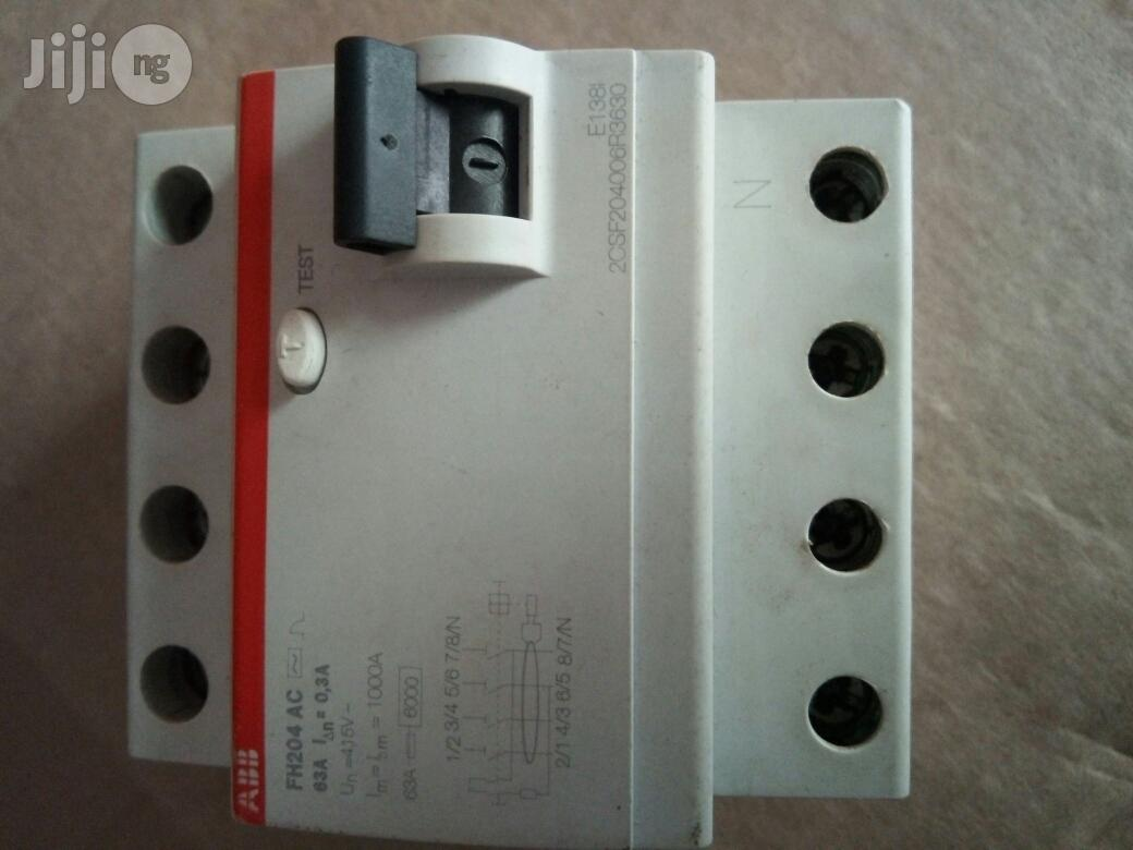 ABB Circuit Breaker | Home Appliances for sale in Ikeja, Lagos State, Nigeria