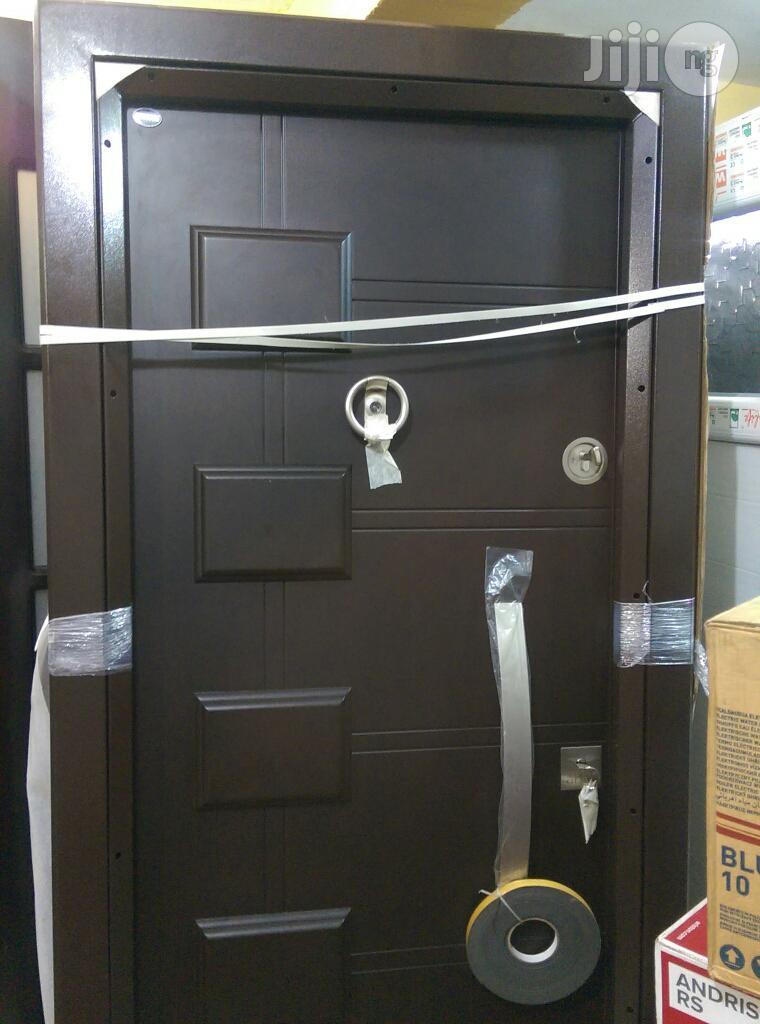 Archive: 3ft Turkey Special Security Door