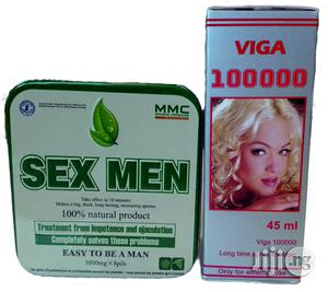 Erection Booster And Premature Ejaculation Spray | Sexual Wellness for sale in Lagos State, Surulere