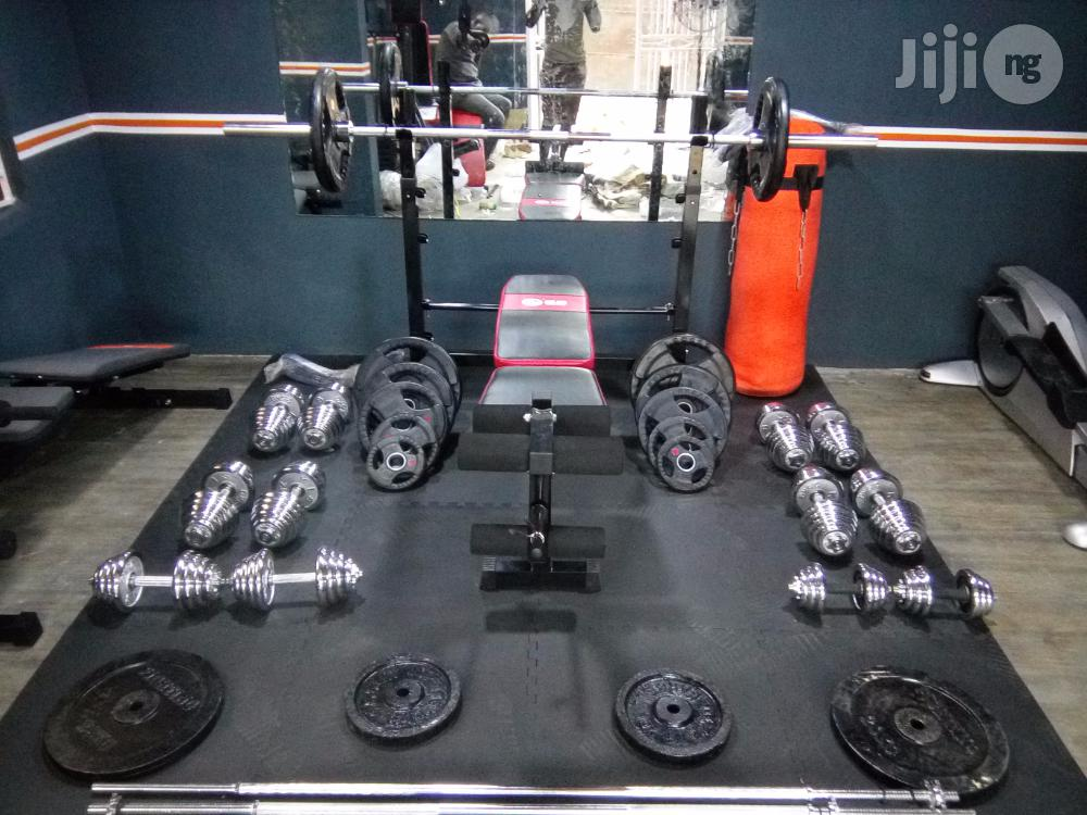 Gym/Sport Equipment Suppliers Sales And Free Installations