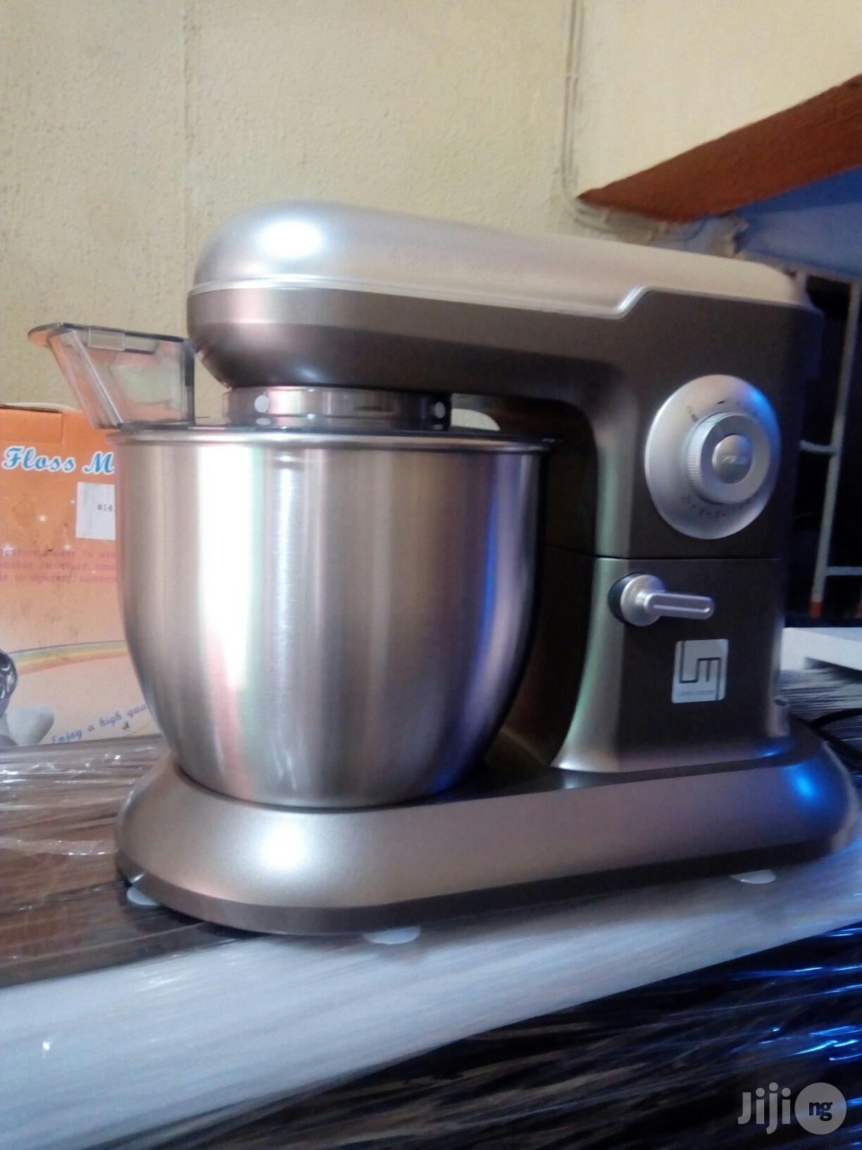 Multipurpose Food Mixing Machine
