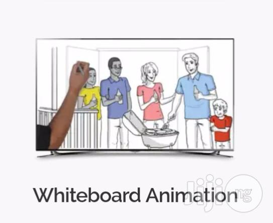 2d 3d Cartoon Works And Explainer Animation Video