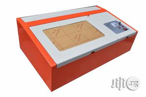 K-40 Co2 Laser Engraving Cutting Machine (40W) | Manufacturing Equipment for sale in Lagos State, Surulere