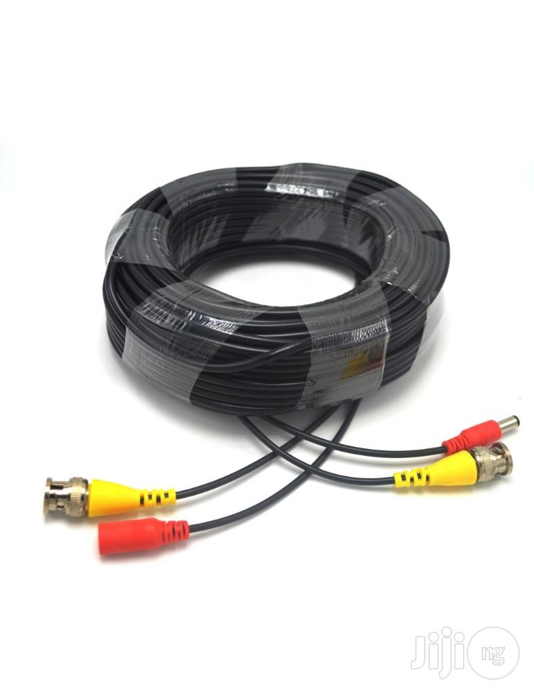 100ft BNC Video And Power Cable With Connector