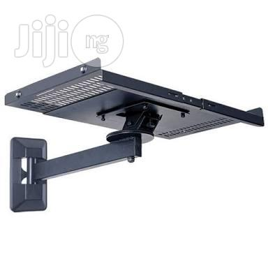 Heavy Duty Adjustable Wall Mounted Swing Support Stand.