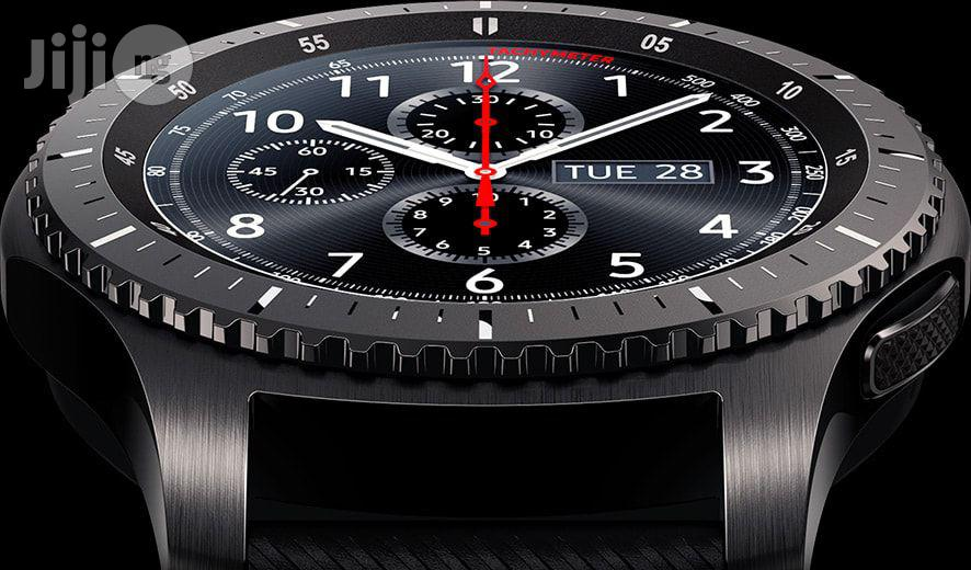 Archive: Samsung Gear S3 Frontier