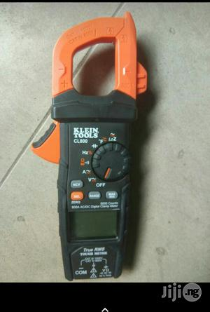 Klein Tools Clamp Meter A/C D C | Measuring & Layout Tools for sale in Abuja (FCT) State, Central Business District