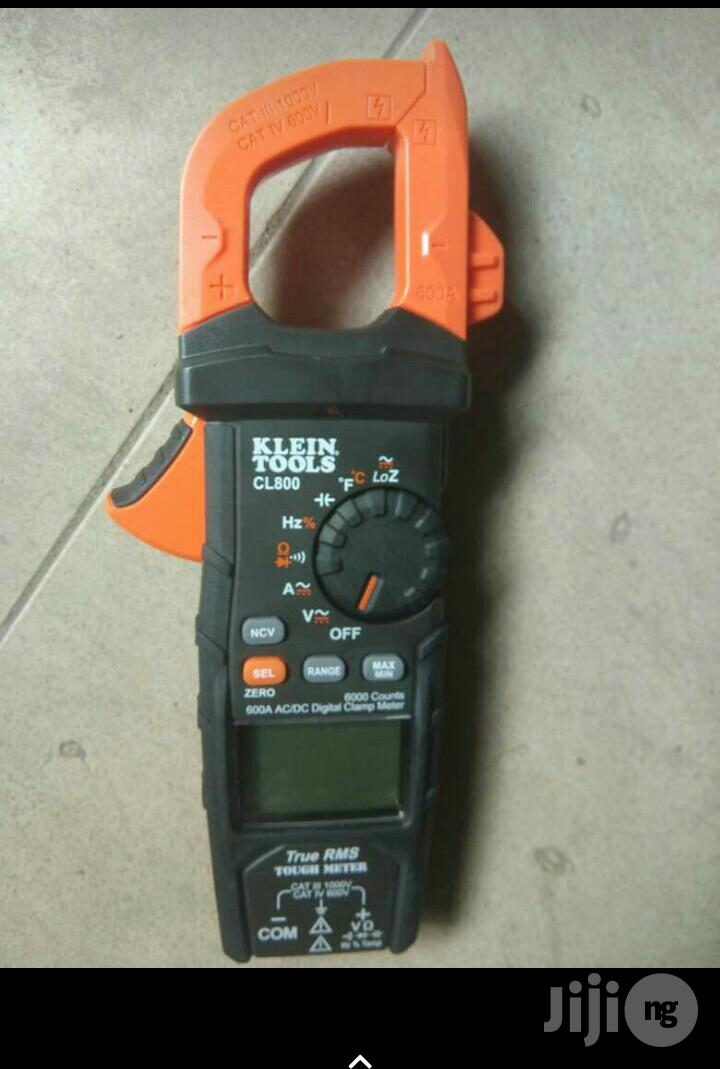 Klein Tools Clamp Meter A/C D C