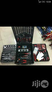 Set Of Tools Box Electric And Mechinical | Hand Tools for sale in Abuja (FCT) State, Central Business Dis