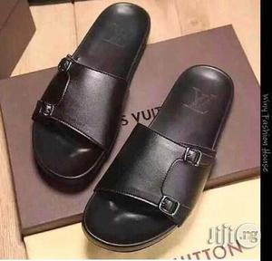 Quality Italian Louis Vuitton Palm for Man | Shoes for sale in Lagos State, Surulere