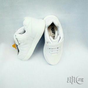 White Canvas for Kids | Children's Shoes for sale in Lagos State, Lagos Island (Eko)