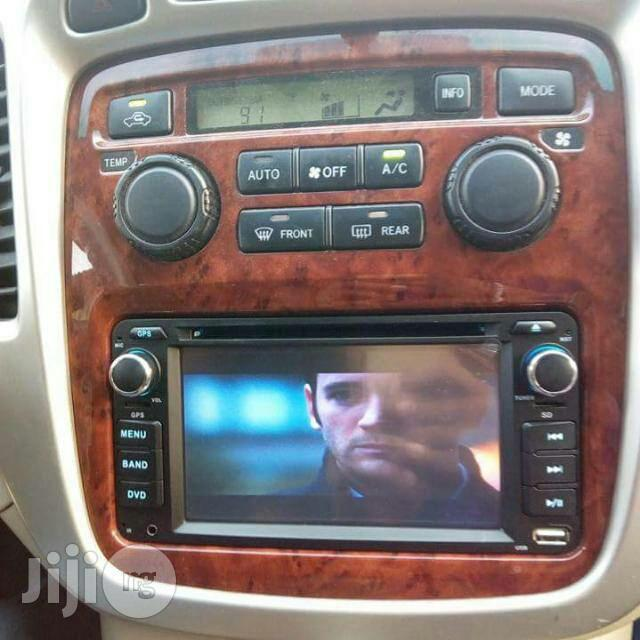 Car Stereo DVD