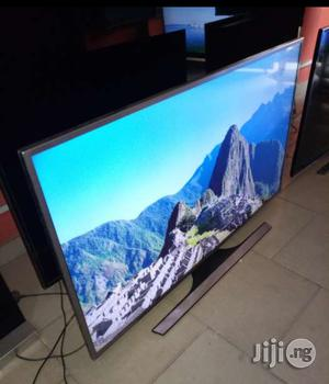 Samsung 55 Inches Smart UHD 4K Tv   TV & DVD Equipment for sale in Lagos State, Ojo