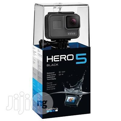 "Gopro Hero 5 Black CHDHX-501 Black 12 MP 2"" Sports & Action Camcorders"