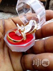 Gold Stainless Steel Wedding Rings | Wedding Wear for sale in Lagos State, Surulere