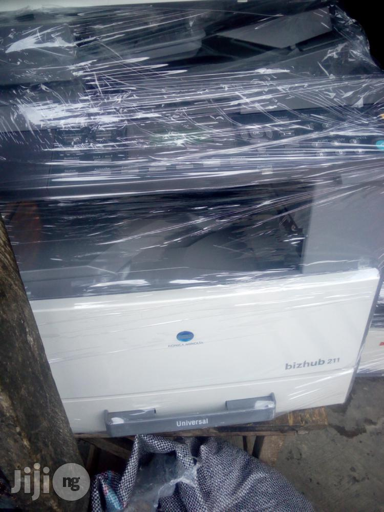 Konica Minolta Bizhub211/210 Photocopier Machine | Printers & Scanners for sale in Surulere, Lagos State, Nigeria