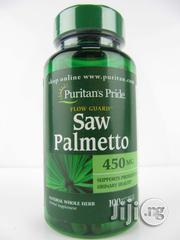 Saw Palmetto For Prostate And Stopping Hair Loss | Vitamins & Supplements for sale in Lagos State, Lekki Phase 2