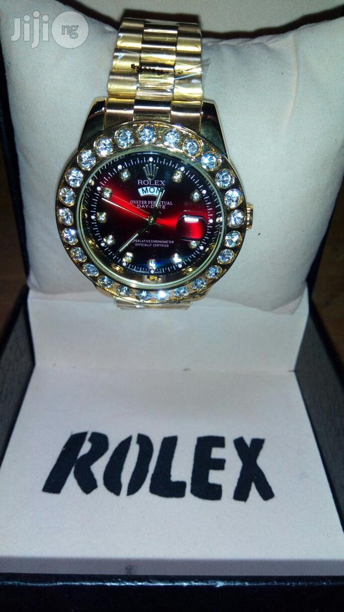 Archive: Rolex Watch (Quality Unique Design)