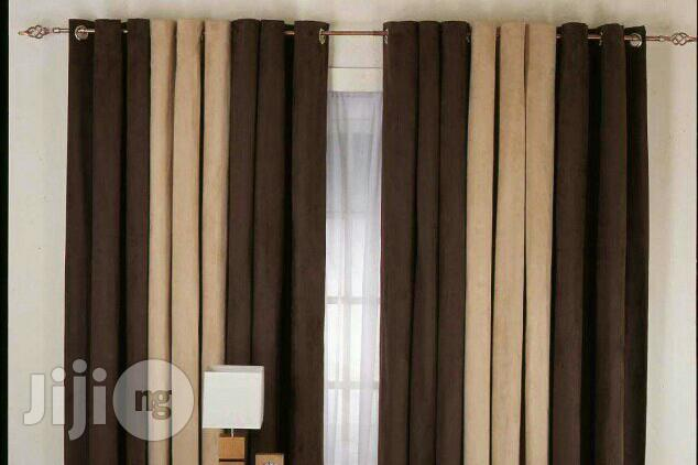 The Mixed Design Brown And Cream Highlenghth