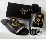 Quality Italian Zanotti Palm Slippers For Man | Shoes for sale in Lagos State, Lekki Phase 1