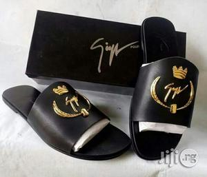 Quality Italian Zanotti Palm Slippers For Man | Shoes for sale in Lagos State, Lekki