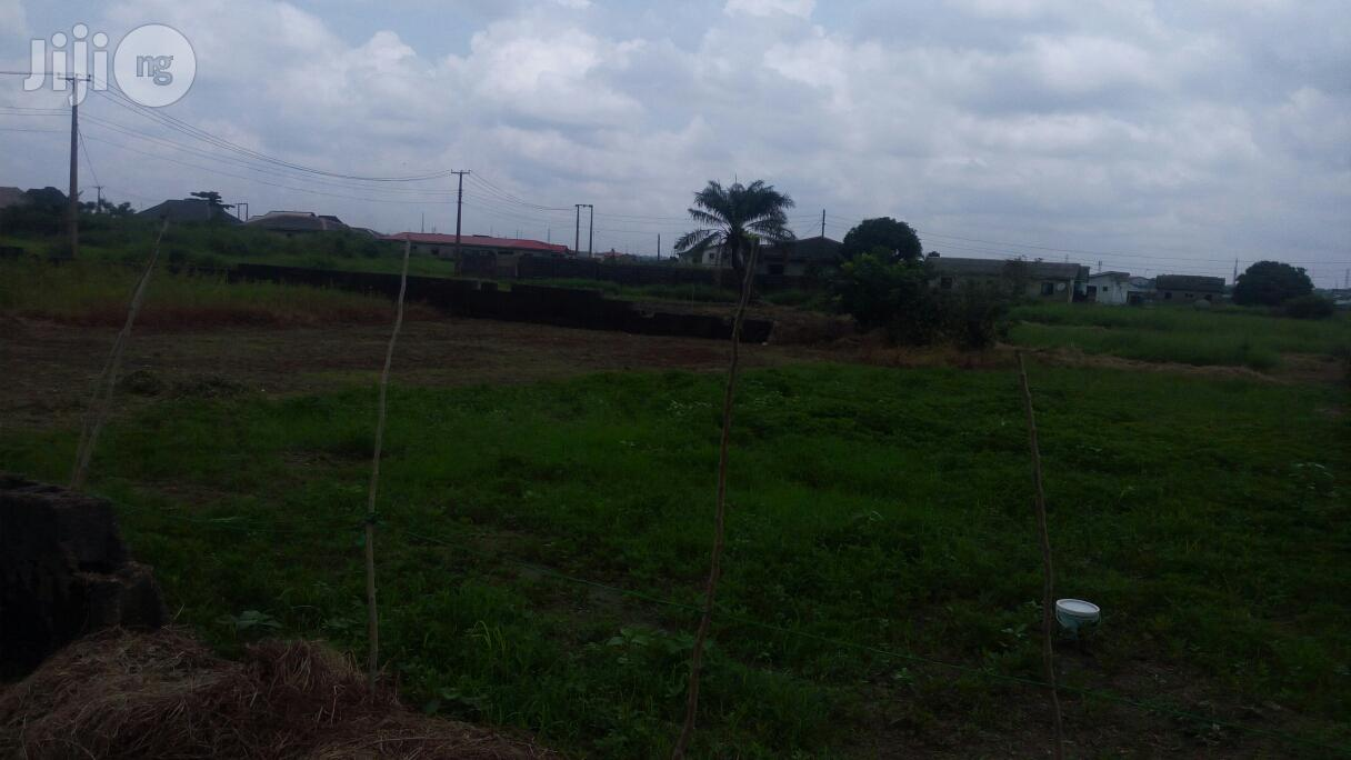 Archive: 4 Plots of Land in Unity Estate at Owode Onirin Lagos for Sale