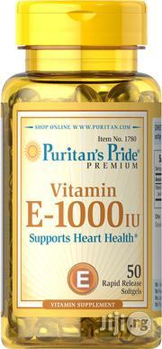 Vitamin E 1000IU For Fertility, Immunity, Heart And Skin Health   Sexual Wellness for sale in Lagos State, Lekki Phase 2