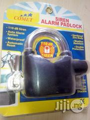 Comet Alarm Padlock | Home Accessories for sale in Lagos State, Lagos Island