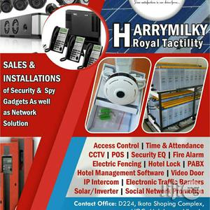 Access Control, Cctv | Building & Trades Services for sale in Lagos State