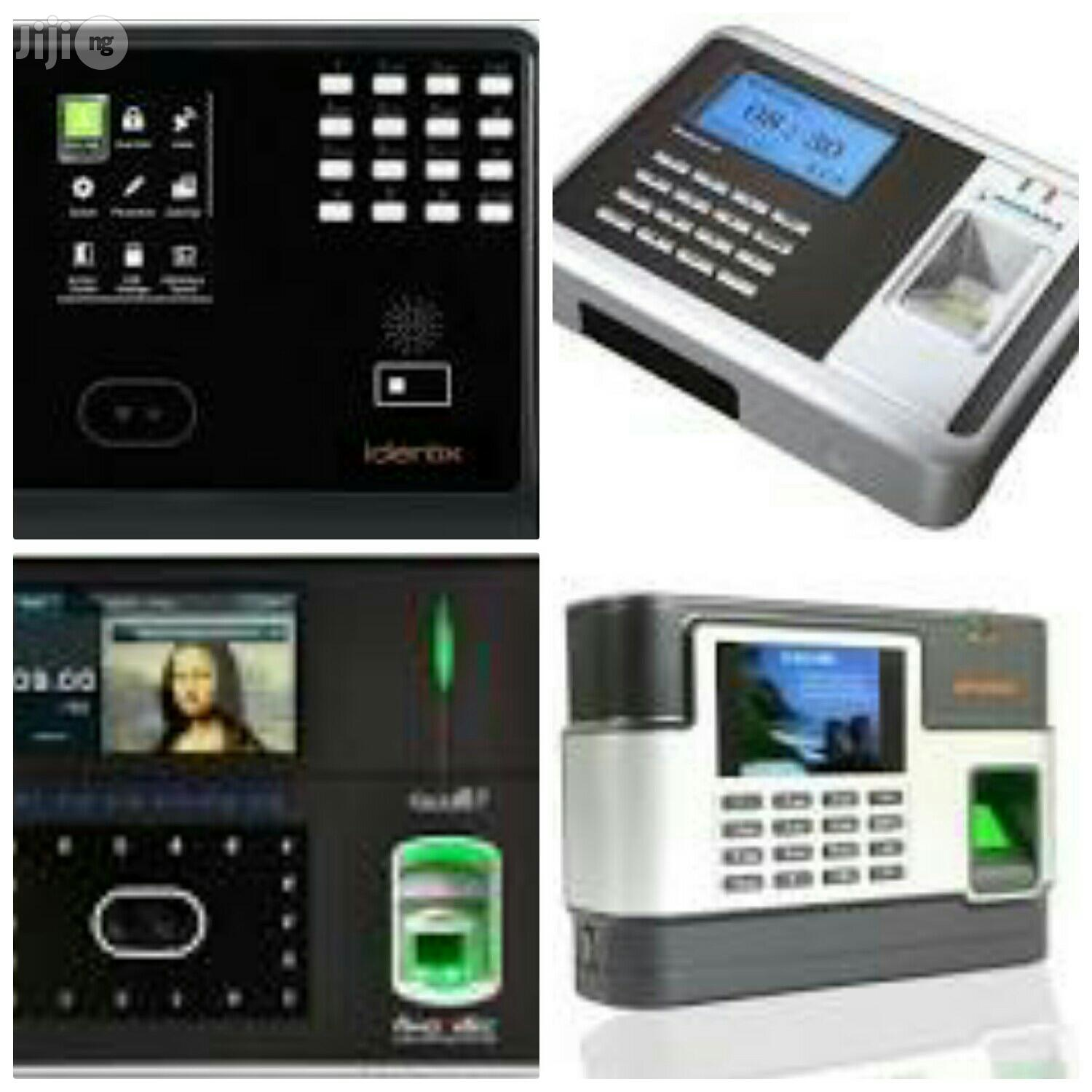 Access Control / Biometric Time & Attendance