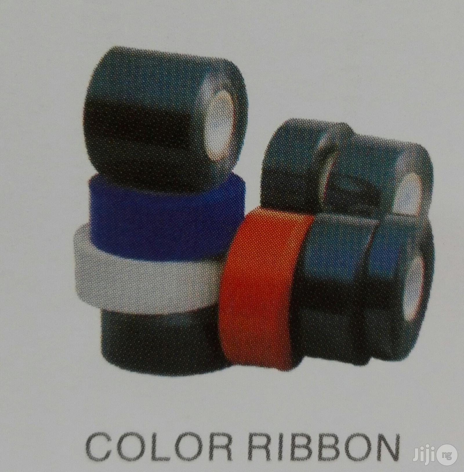Colour Ribon