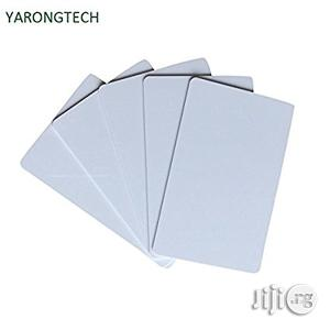 Virgin Non Encrypted RFID Entry Card 100 Pcs | Stationery for sale in Edo State