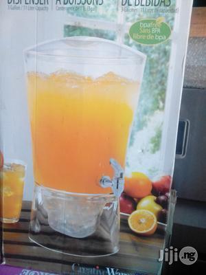Manual Juice Dispenser Single Tank | Restaurant & Catering Equipment for sale in Lagos State, Ojo