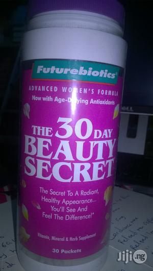 The 30 Days Beauty Secret Herb Supplement   Vitamins & Supplements for sale in Lagos State, Surulere