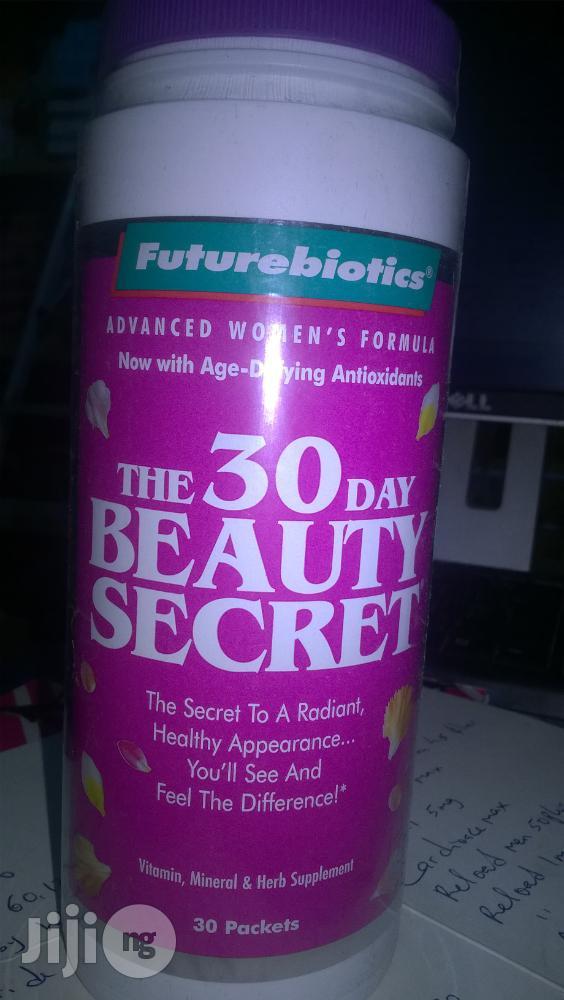 The 30 Days Beauty Secret Herb Supplement