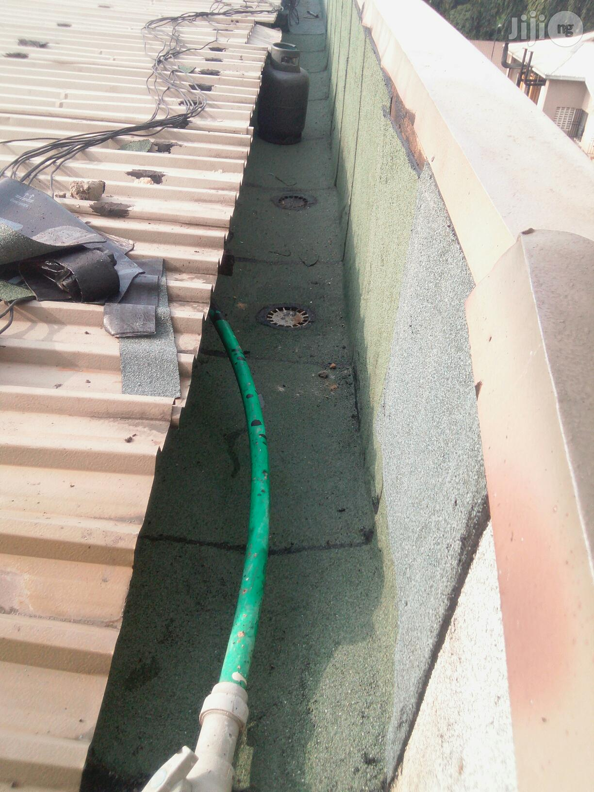 Roof Repair/Maintence And Felting/Water Proofing | Repair Services for sale in Agege, Lagos State, Nigeria