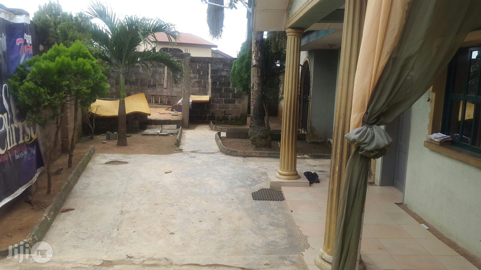 4 Bedroom Bungalow for Sale in Oke Afa Magboro | Houses & Apartments For Sale for sale in Obafemi-Owode, Ogun State, Nigeria